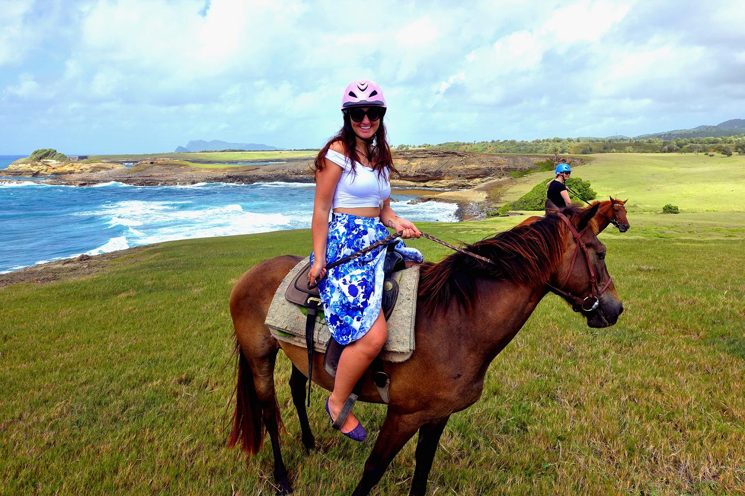 Popular Stop To Experience Horseback Riding In The Caribbean