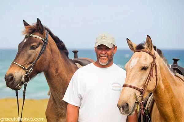 Equitrekking Article Horseback Riding In St.Lucia