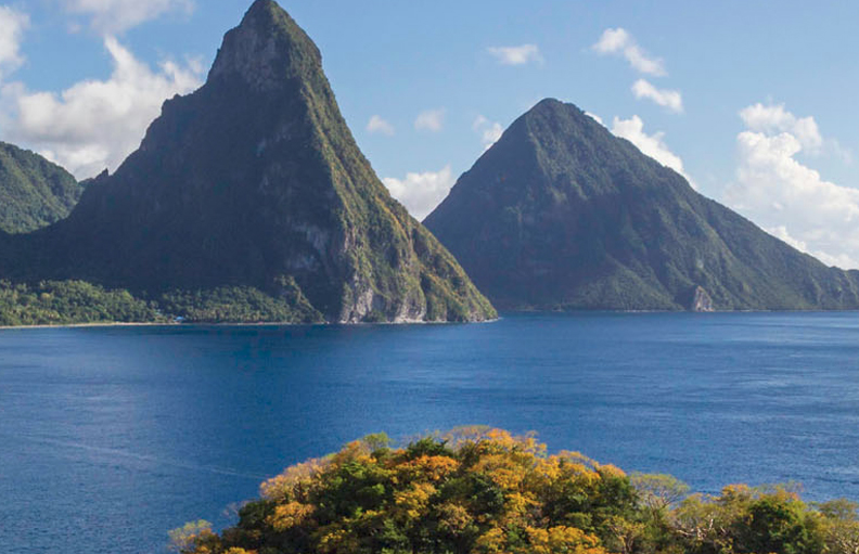 Enjoy An Island Tour Of St.Lucia