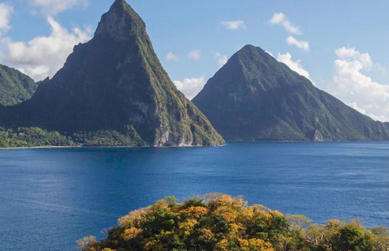 Enjoy An Island Tour Of St.Lucia